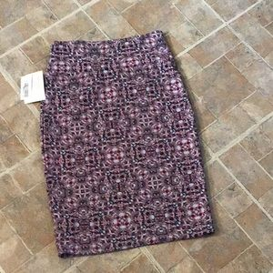 LuLaRoe Skirts - NWT Lularoe Cassie skirt size women's small